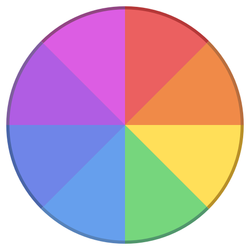 Rgb, Circle, Color, Picker Icon Free Of Responsive Office Icons