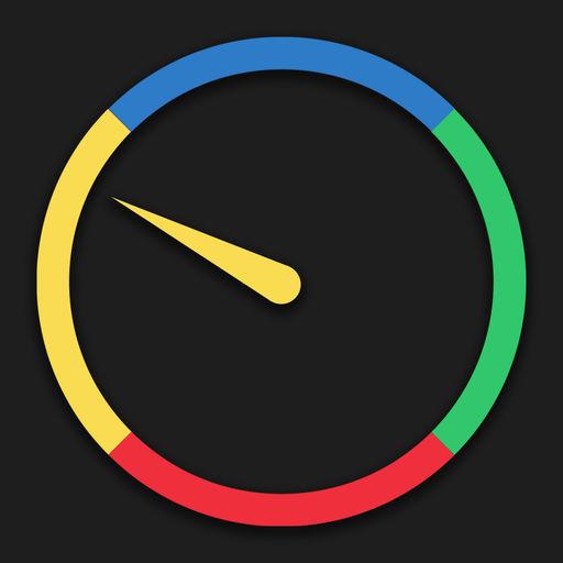 Twisty Color Wheel