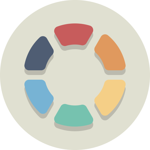 Swatch, Palette, Color Wheel Icon