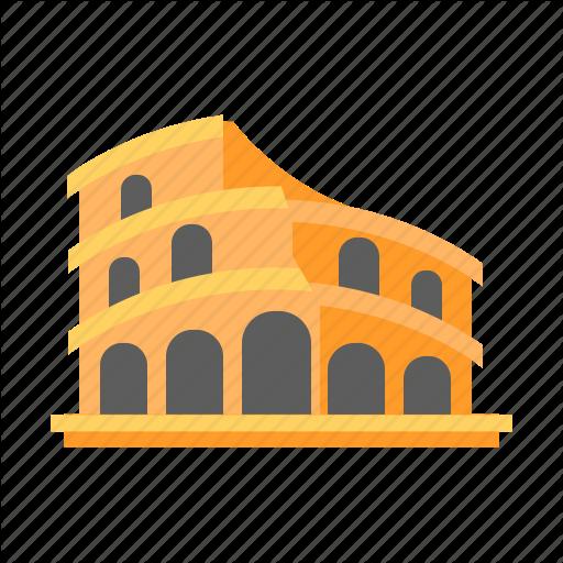 Coliseum, Colosseum, Italy, Roman Colosseum, Rome, Stone