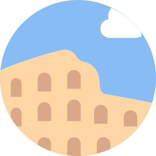 Colosseum Icon Monuments Smashicons