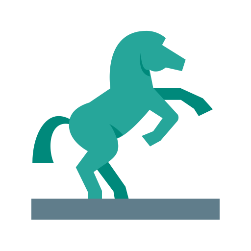 Equestrian, Jumping, Px Icon With Png And Vector Format For Free