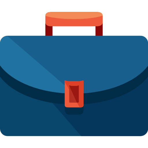 Suitcase Free Vector Icons Designed