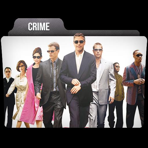 Crime Icon Movie Genres Folder Iconset Limav