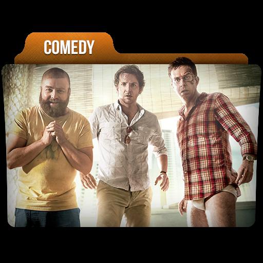 Comedy Icon Movie Genres Folder Iconset Limav