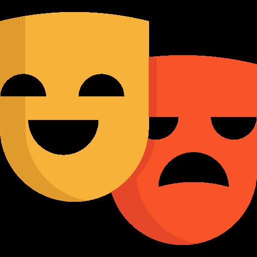 Masks, Theatre, Tragedy, Entertainment, Education, Theater, Drama