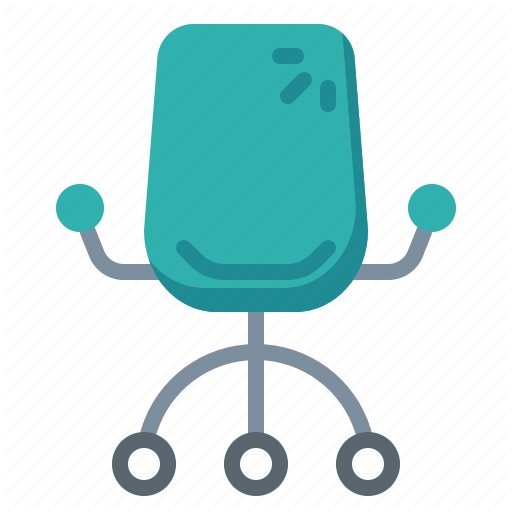 Chair, Comfort, Comfortable, Office, Seat Icon