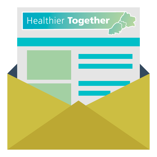 Newsletters Healthier Together