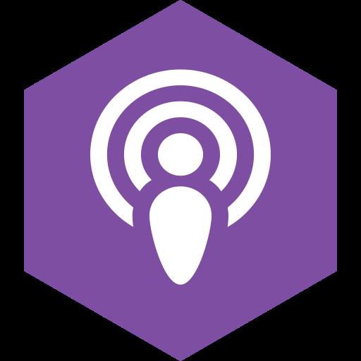 Social Media Podcast Icon