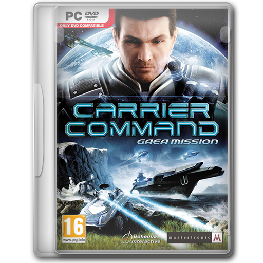 Carrier Command Gaea Mission Icon