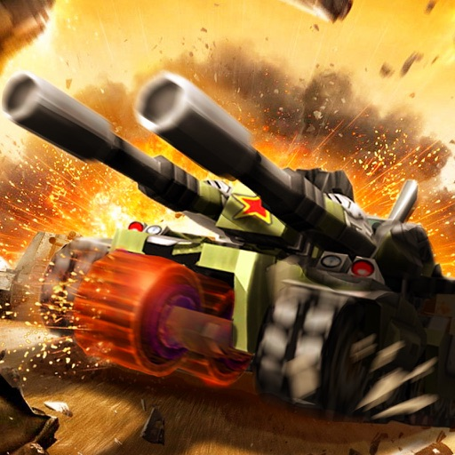 Tank Battle Red Edition,command Conquer