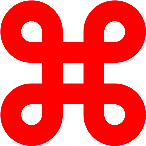 Red Command Icon