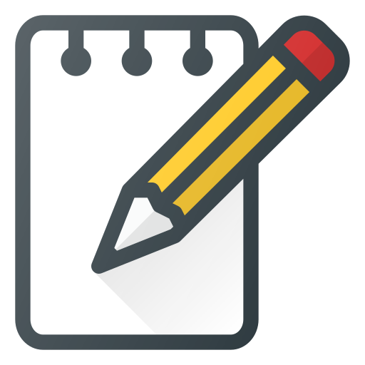 Note, Task, Comment, Message, Edit, Write Icon Free Of Free Set