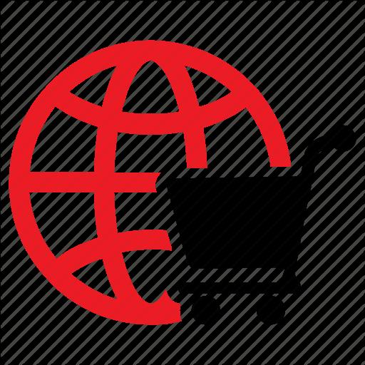 E Commerce, Global Market, Global Shopping, Online Shopping