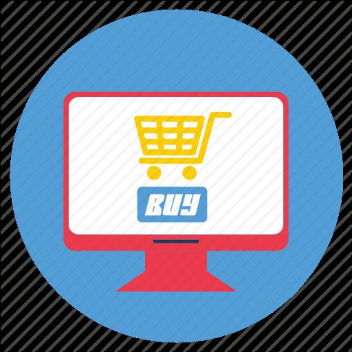 Ecommerce, Website Icon