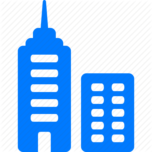 Business Office Building Icon Images