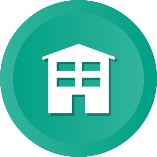 Building, Business, Real, House, Mall, Store, Company, State Icon