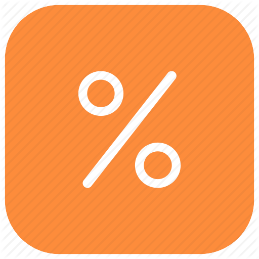 App, Calculate, Calculator, Commission, Equity, Percentage, Taxes Icon