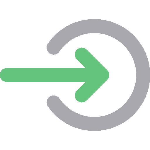 Enter, Access, Signin, Login, Common Icon