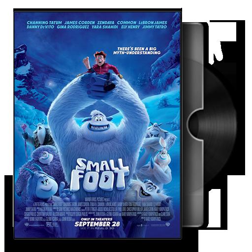 Smallfoot Folder Icon