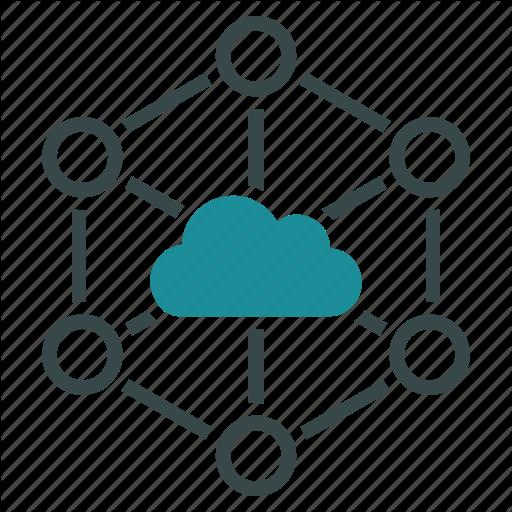 Cloud, Communication, Connection, Datacenter, Diagram, Internet