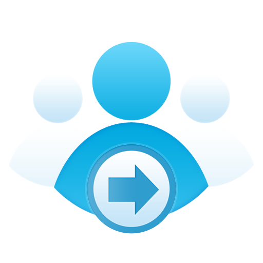 Send, Group, Community Icon