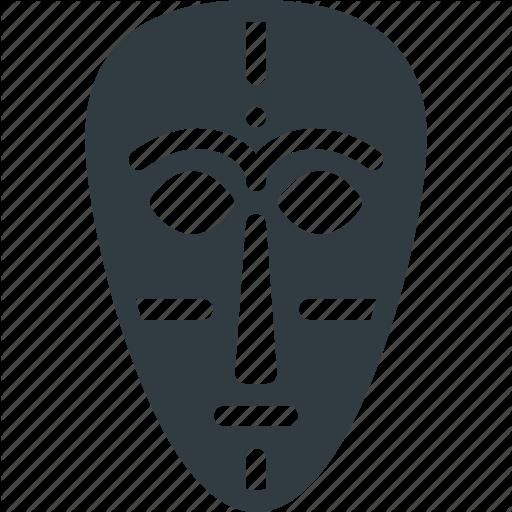 Mask, Head, Font, Transparent Png Image Clipart Free Download