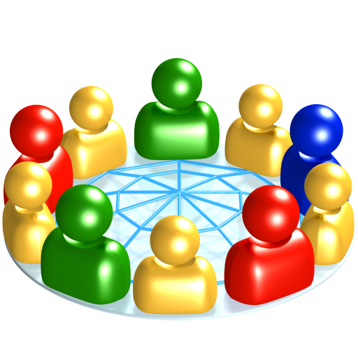 Users, Consulting, Round Table, Group, Social Network, Global