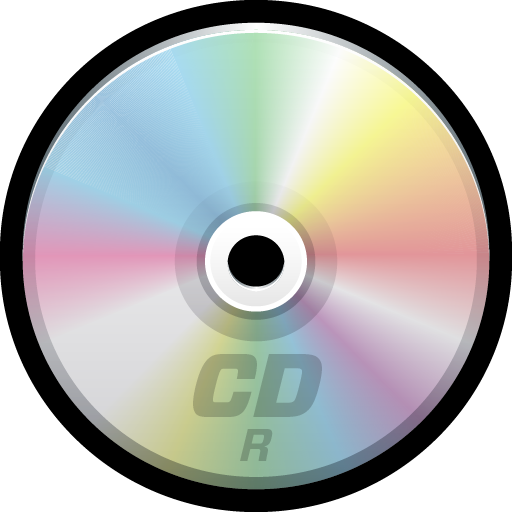 Blu Ray, Cd, Optical Media, Dvd, Compact Disc Icon