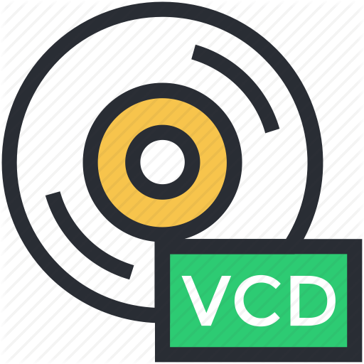 Cd, Compact Disk, Disk, Dvd, Vcd Icon