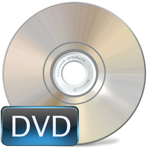 Dvd Icons, Free Icons In Imod For Dock