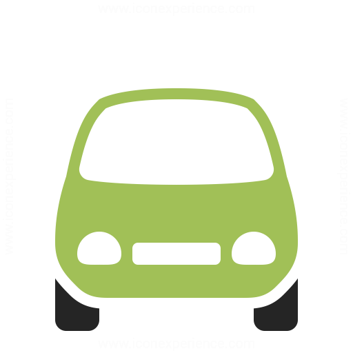 Car Compact Icon Iconexperience