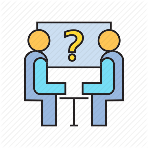 Consulting, Meeting, Office, Problem, Question, Solution Icon