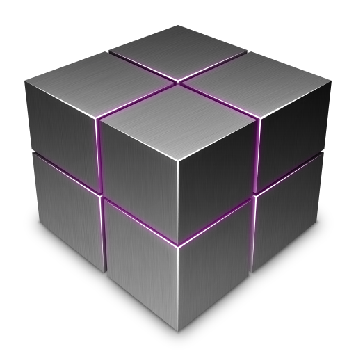 Pictures Of Transparent Cube Icon