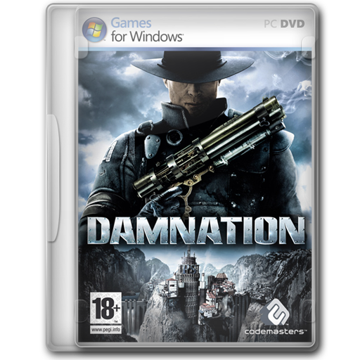 Damnation Icon