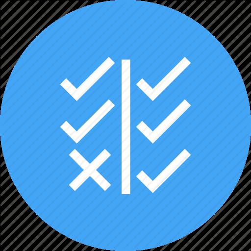 Chart, Column, Comparison, Options, Plan, Table, Web Icon