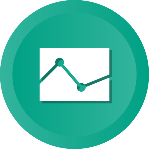 Analysis, Finance, Graph, Chat, Polylines, Comparison Icon Free