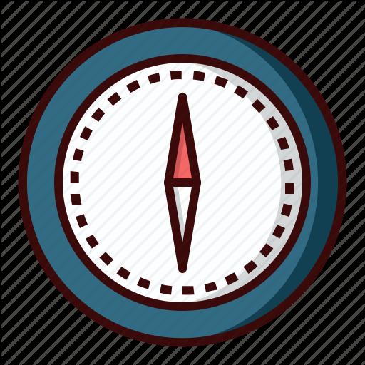 Adventure, Compass Icon