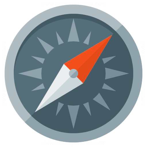 Iconexperience G Collection Compass Icon