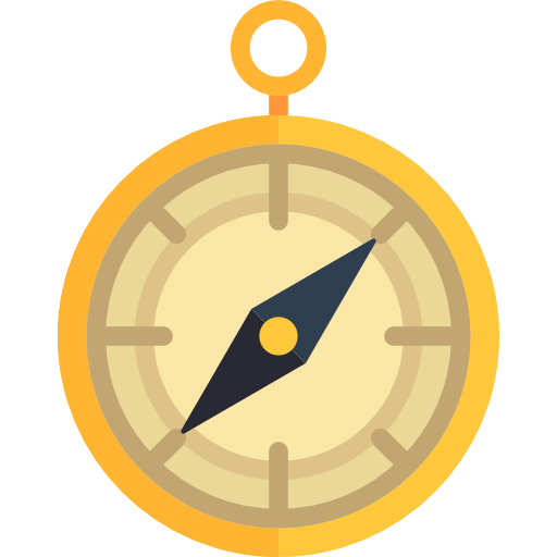 Technology Compass Icon
