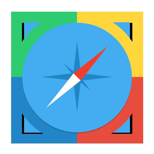 Browser, Compass, Direct, Direction, Navigation, Northeast, Path