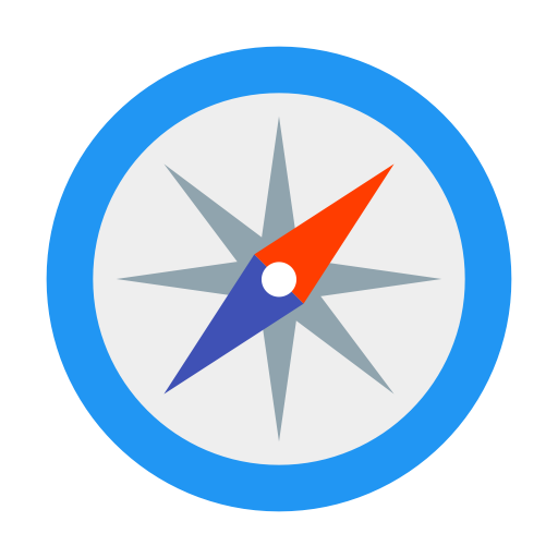 Compass, Direction, Gps Icon With Png And Vector Format For Free