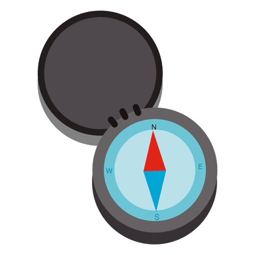 Open Compass Travel Icon