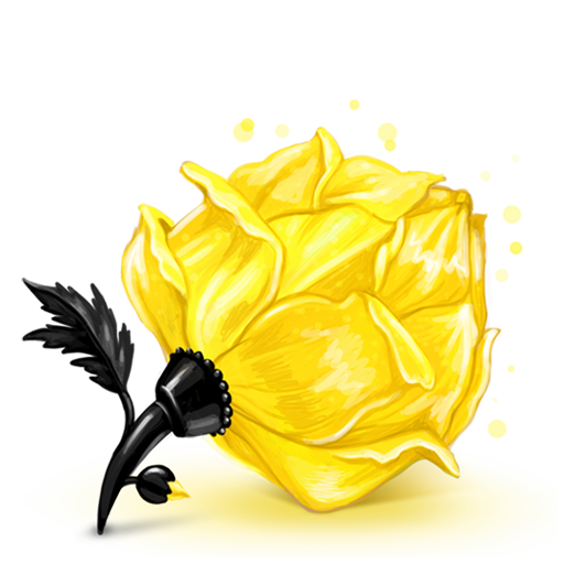 Box Rose Yellow Icon Free Download As Png And Formats