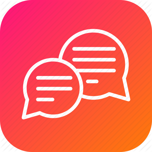 Bubble, Chat, Comment, Complaint, Discussion, Feedback, Message Icon