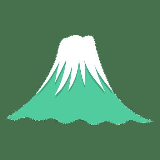 Japan Fuji Mountian Icon