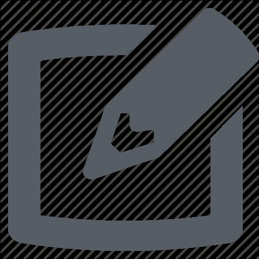 Compose, Edit, Interface, Pencil, Write Icon