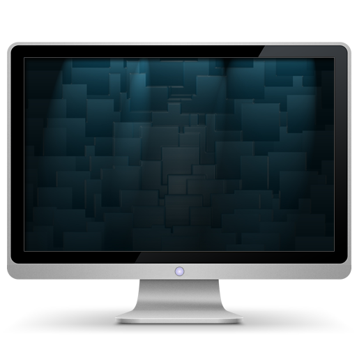 Free My Computer Shapes Icon Graphics Tag Ui Download
