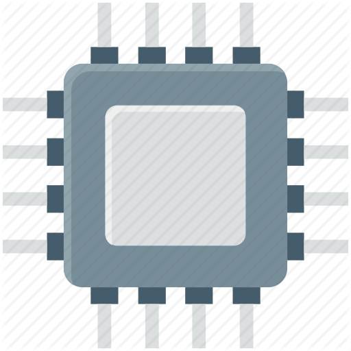 Computer Chip, Integrated Circuit, Memory Chip, Microprocessor
