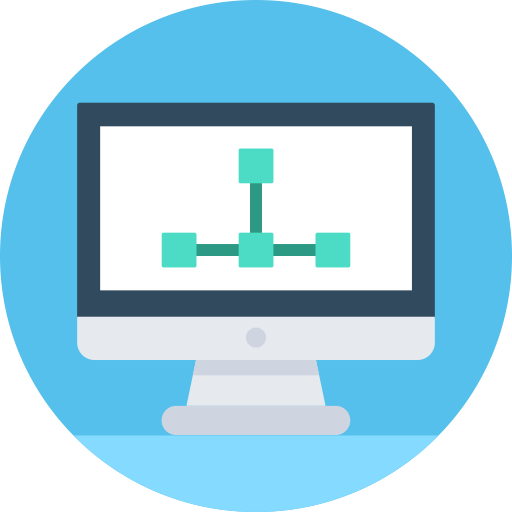 Computer, Computer, Desk Icon With Png And Vector Format For Free